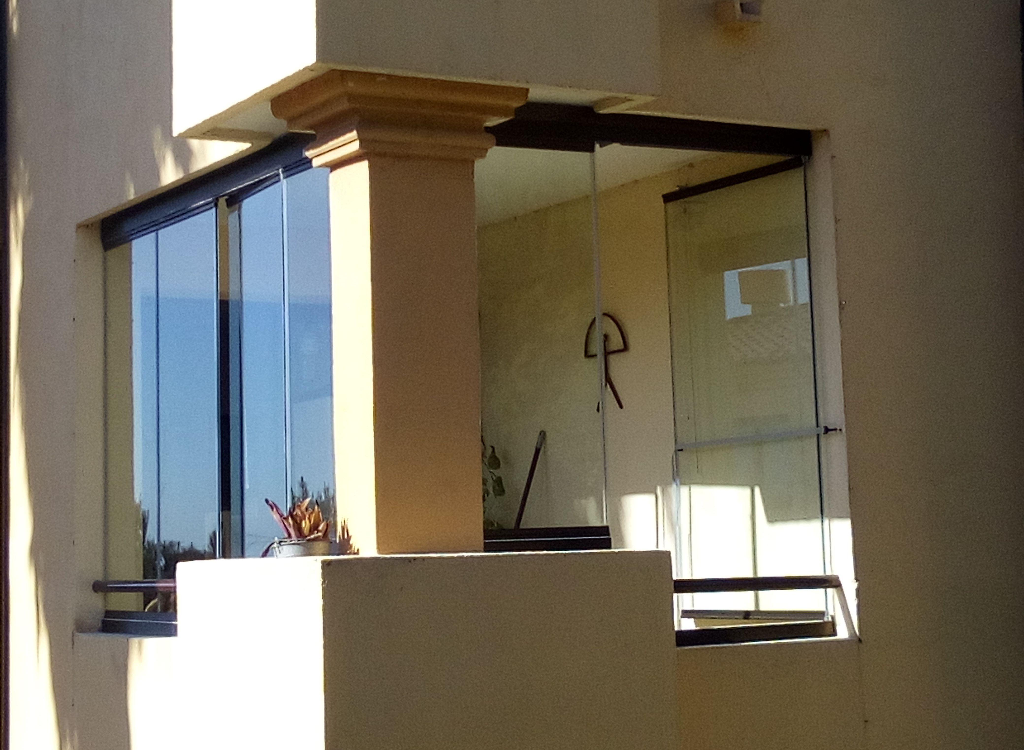 Cerramientos con cristal en Granada