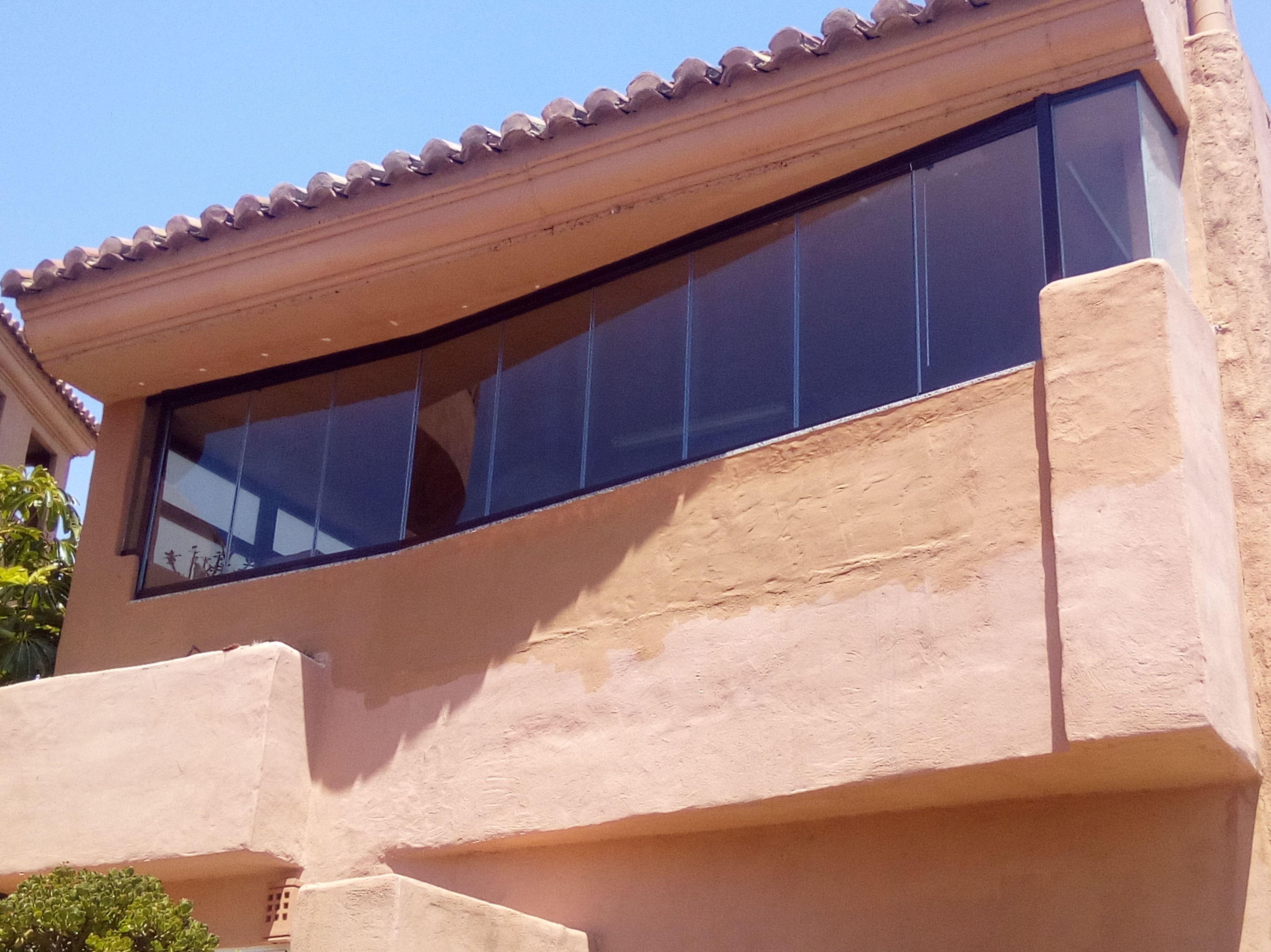 Instalación de ventanas de aluminio en Málaga