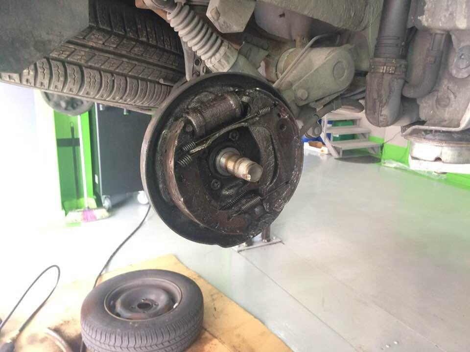 Cambio de neumáticos  en San Fernando de Henares