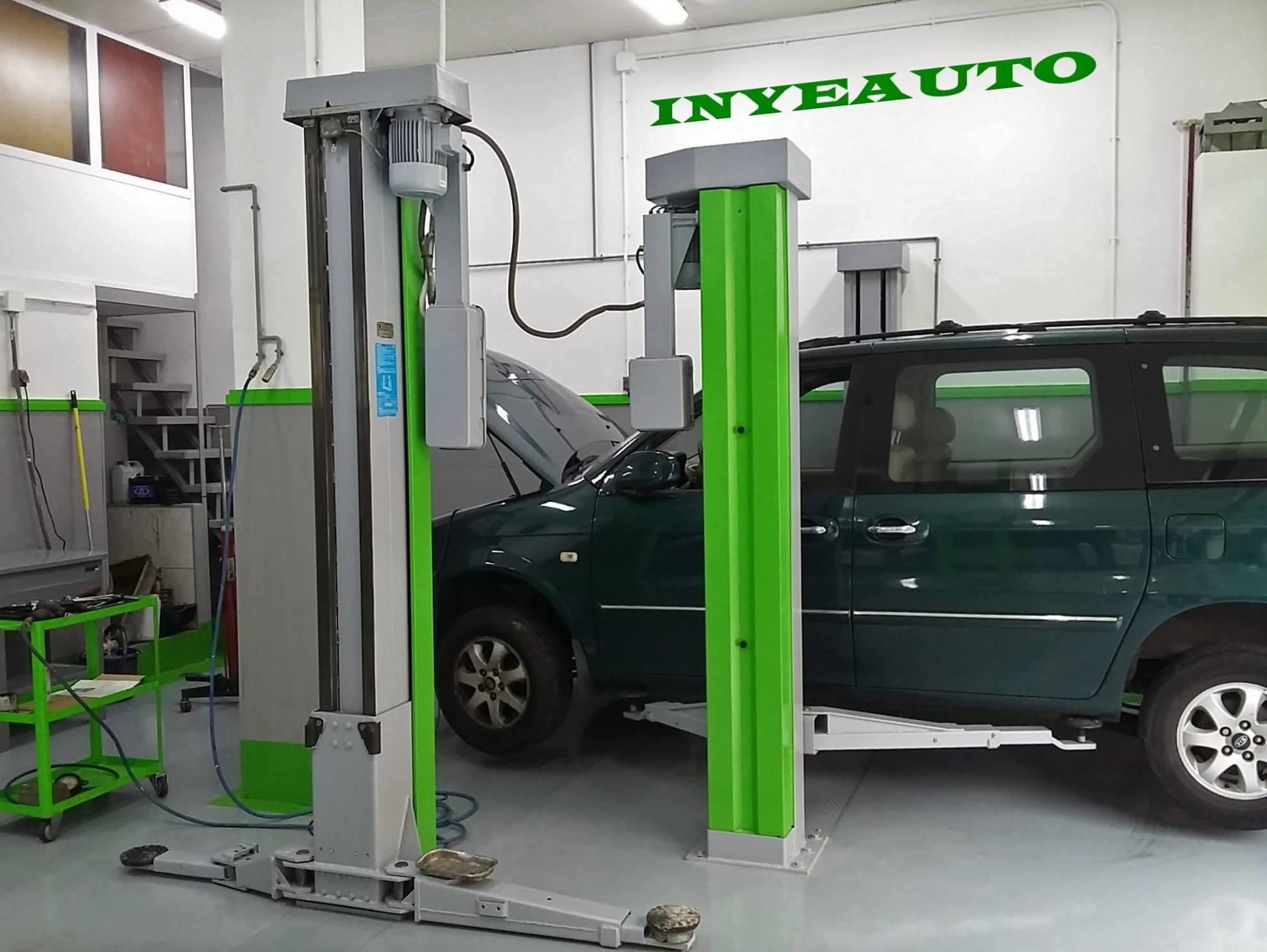 Foto 3 de Talleres de automóviles en San Fernando de Henares | Servicio Integral del Automóvil Inyeauto, S.L.