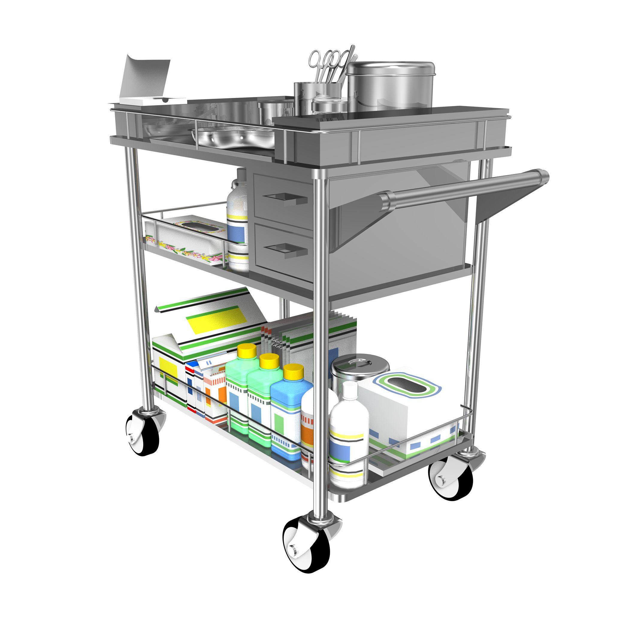 Mobiliario clínico: Productos y servicios de Aceros Guadaira