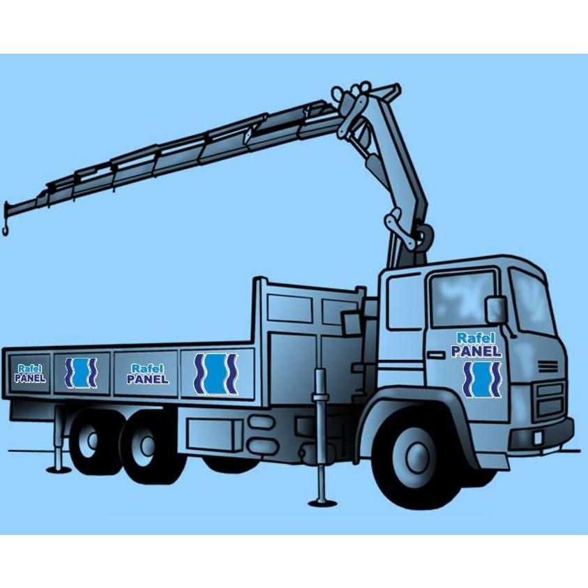 Transporte propio: Productos y servicios de Rafel Panel