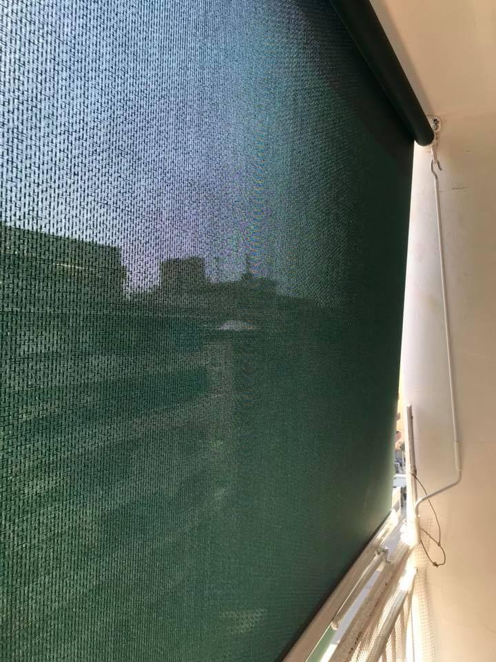 Instalación de estores enrollables en Barcelona