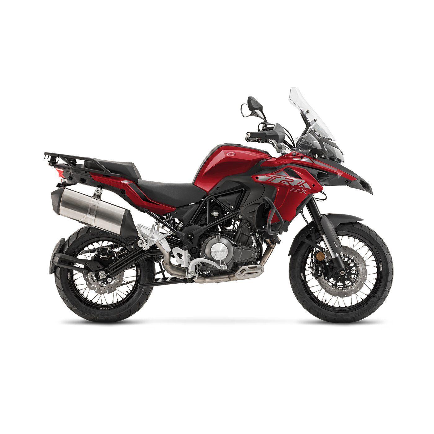 Turismo.  TRK 502 X: Servicios de Motos Llera