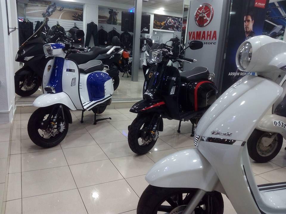 Tienda de motos en Gijón