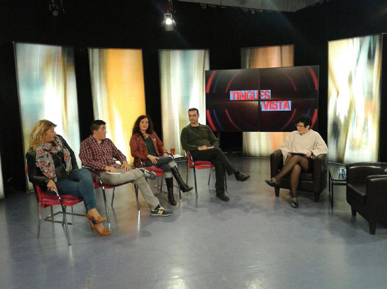 convidats al darrer programa en Esplugues de Llobregat, Barcelona