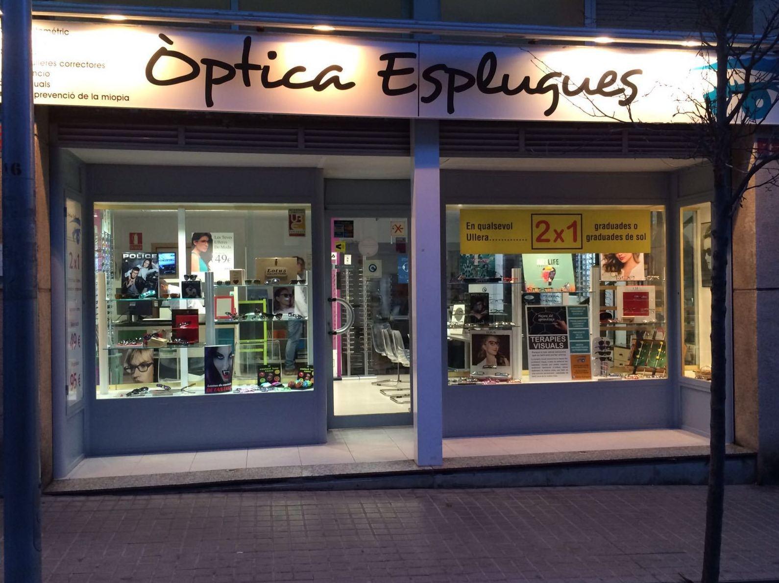 Ofertas en gafas graduadas en Esplugues de Llobregat, Barcelona