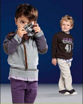 Ropa niño: Tienda online de Bamby Modas