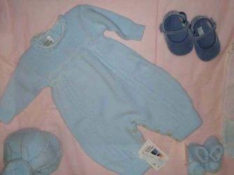 Bamby Modas - Ropa de bebé