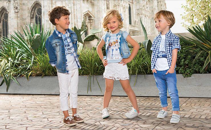 Ropa de bebé y moda infantil en Bamby Modas, Galapagar