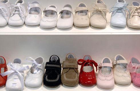 Calzado infantil de la marca Cuquitos en Bamby Modas (Galapagar)