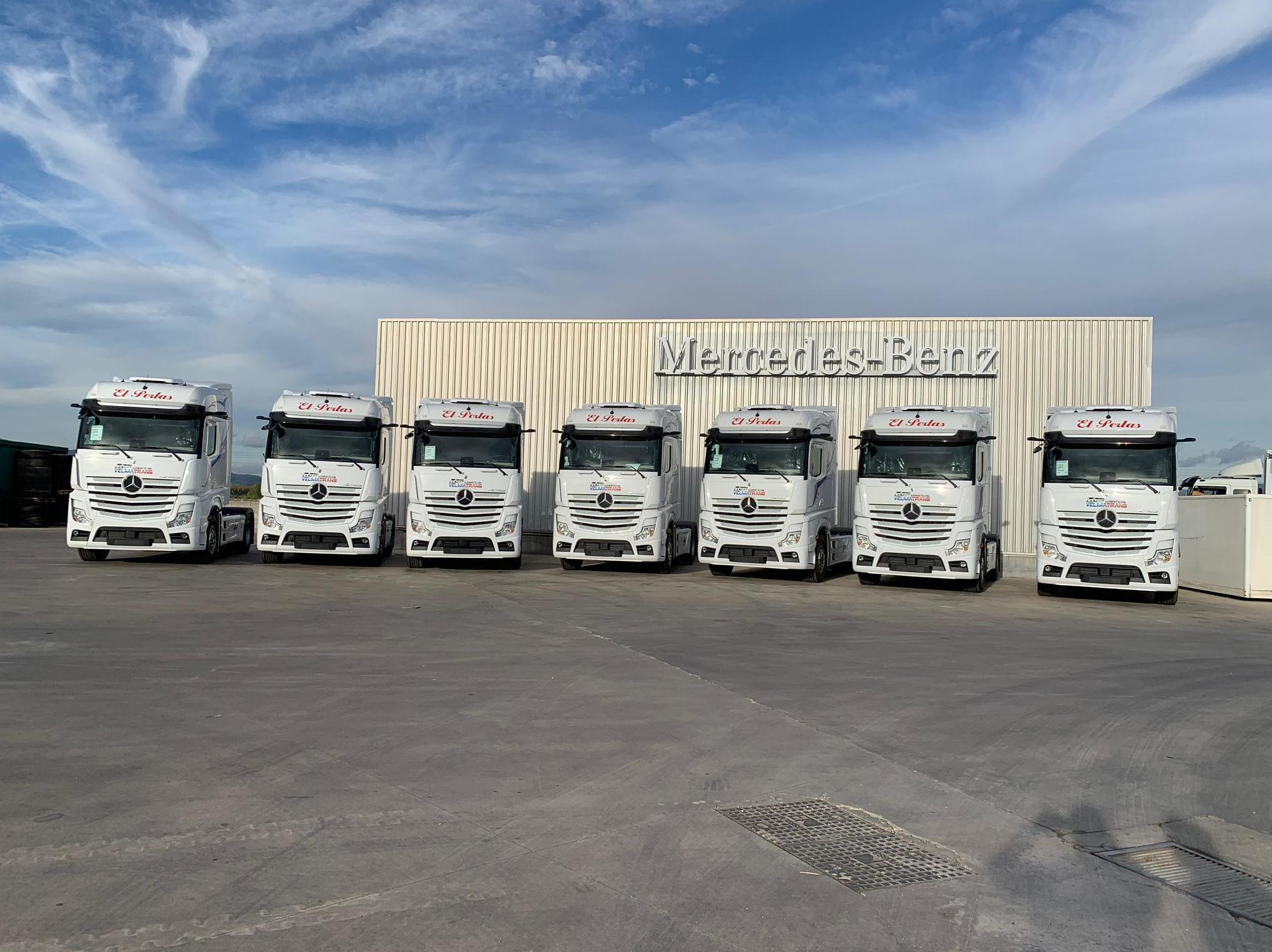 Foto 2 de Transporte de mercancías en  | Velmatrans