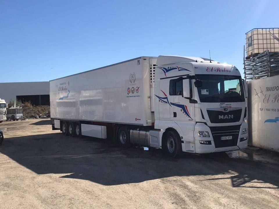 Logística y transporte en Velez, Málaga
