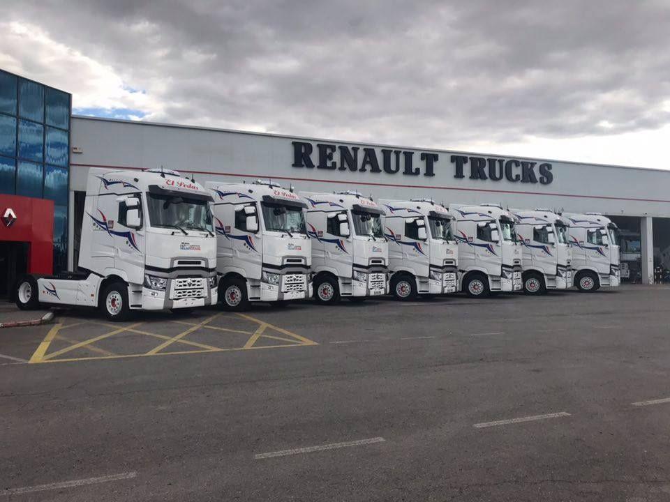 Transporte nacional de mercancías en Málaga