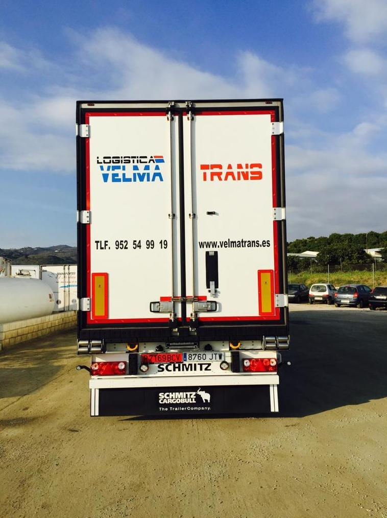 Foto 5 de Transporte de mercancías en  | Velmatrans