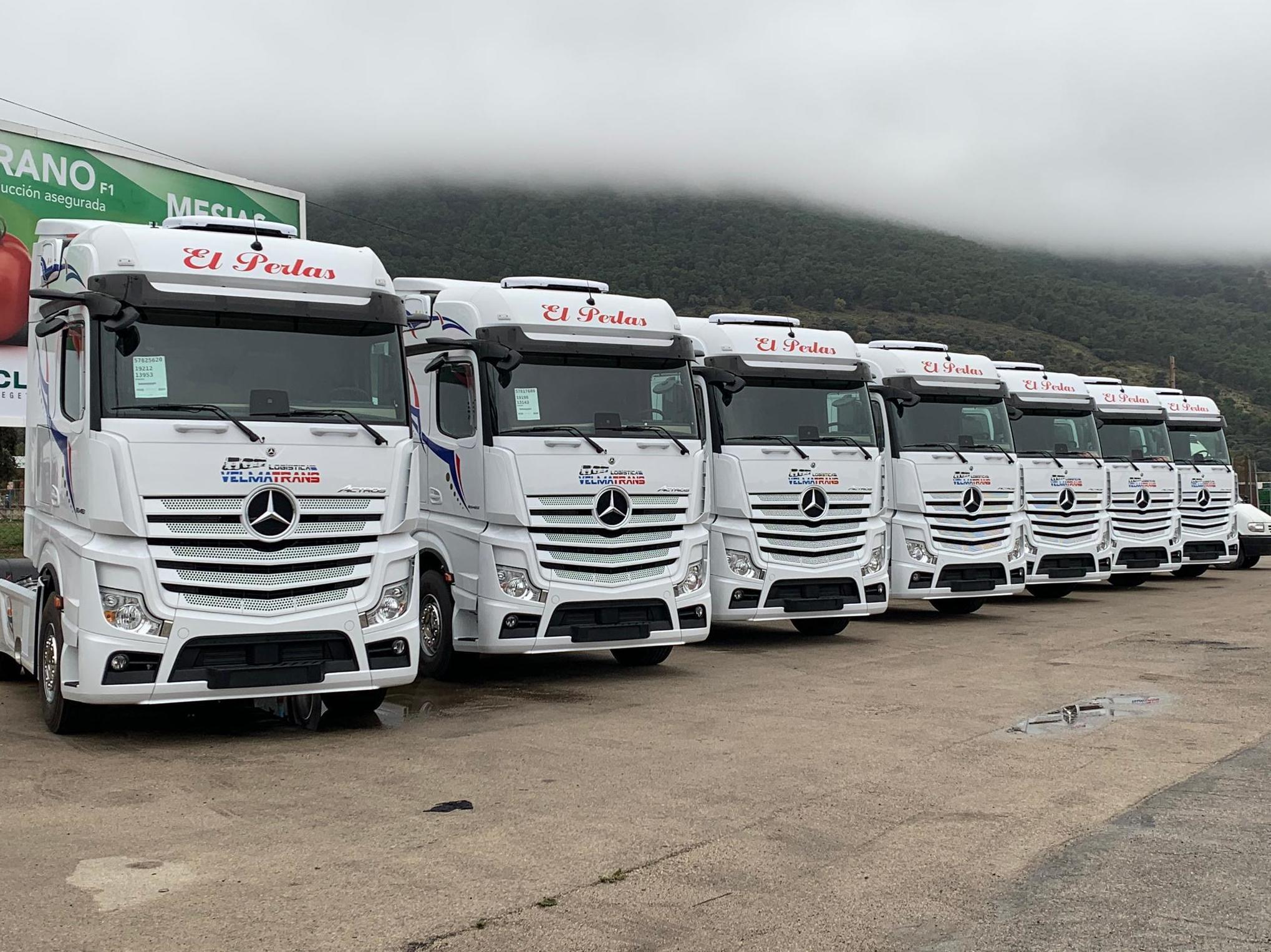 Foto 3 de Transporte de mercancías en  | Velmatrans