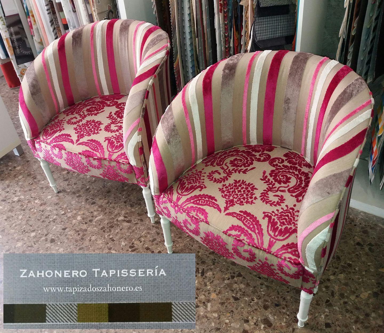Tapicería de sillones y sofás en Castellón