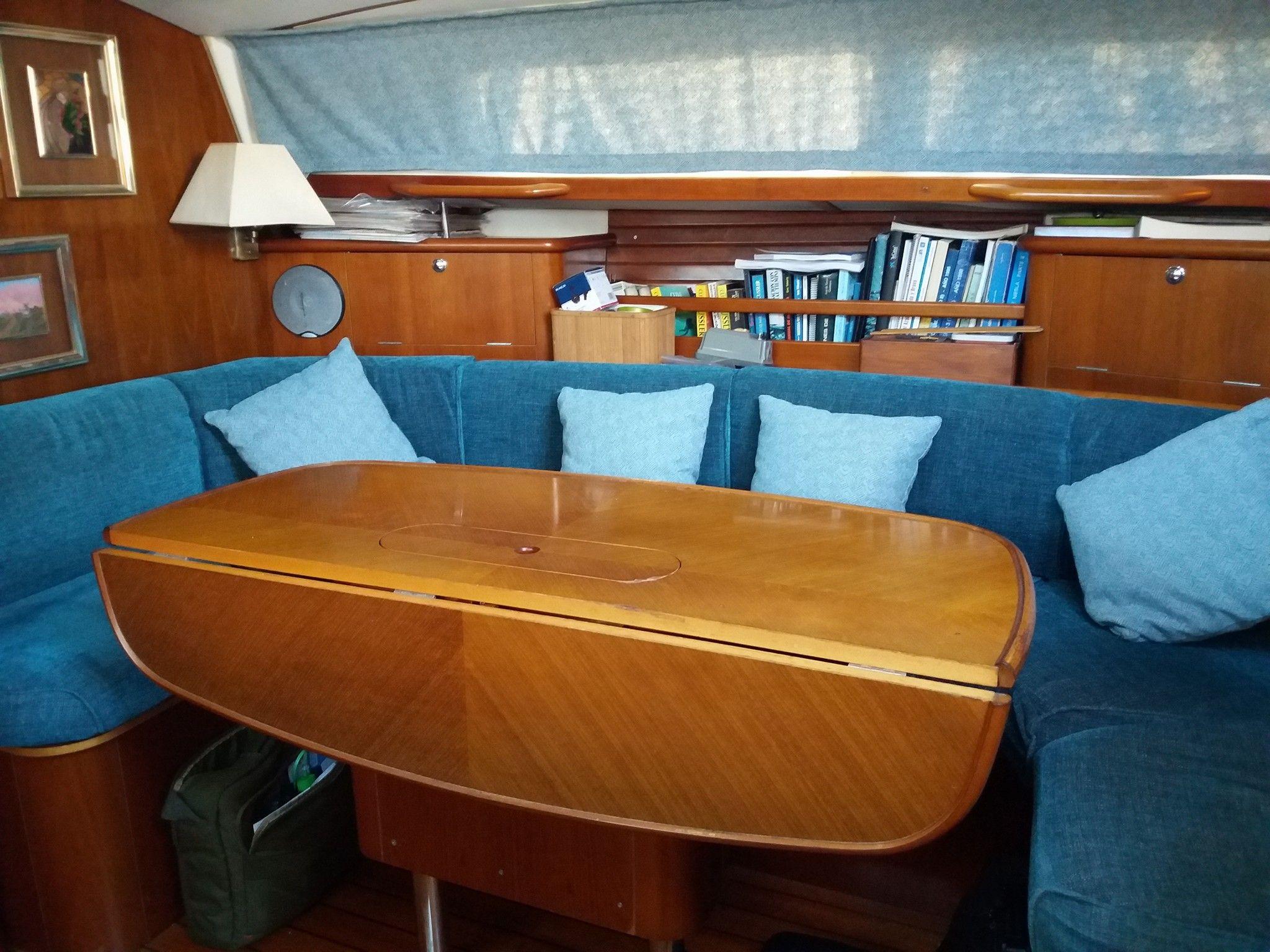 Confección textil para embarcaciones