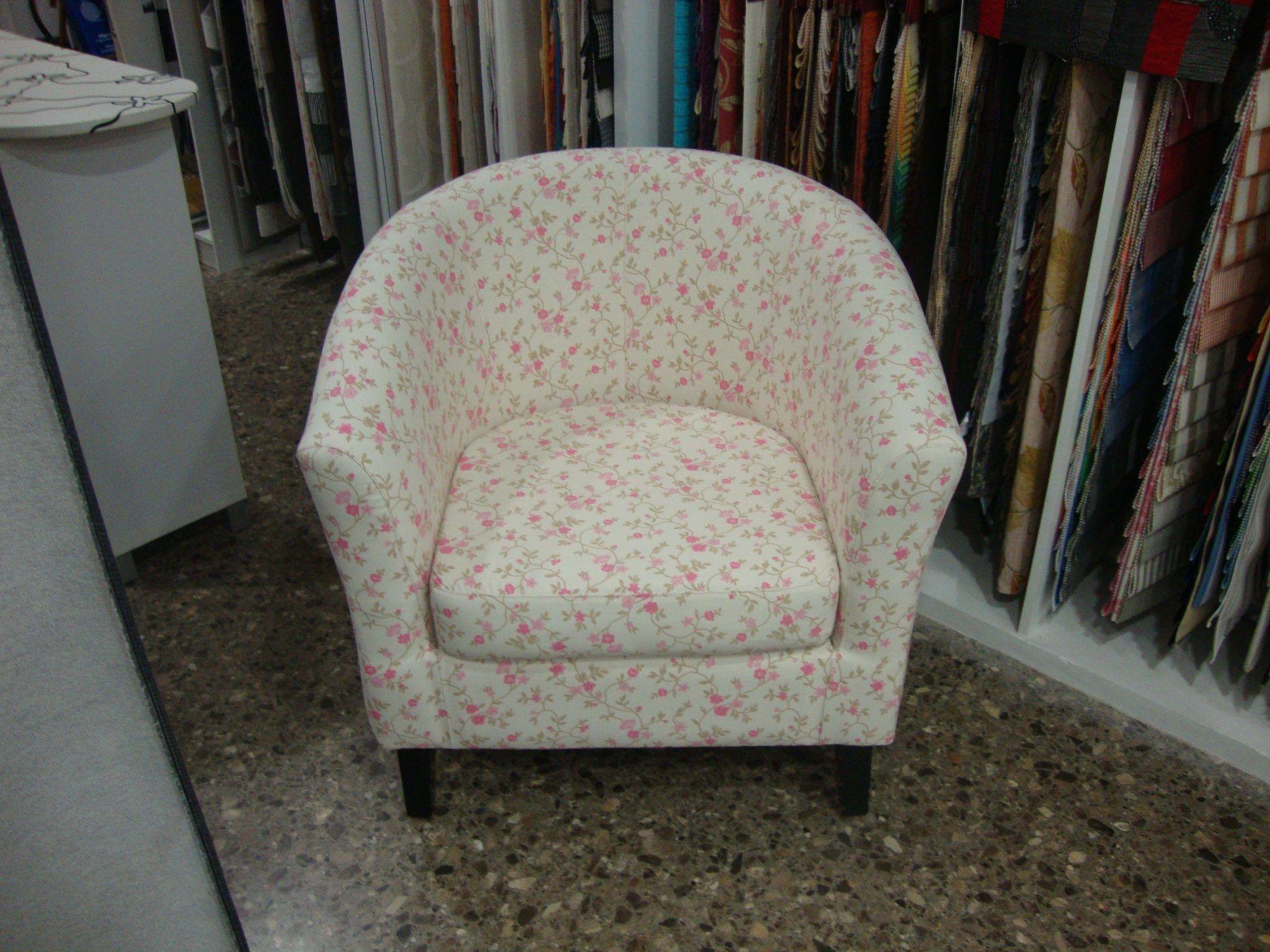 Tapizado de sillones, butacas y sofás en Castellón