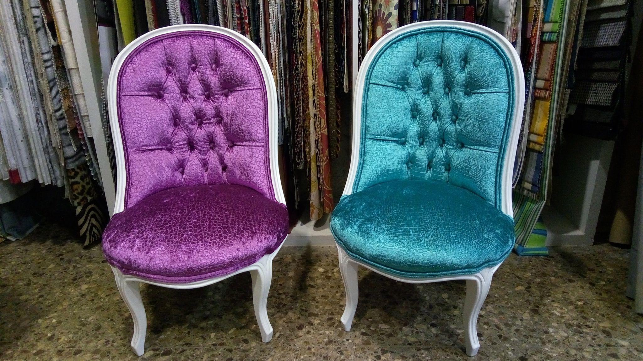Tapizado de muebles en distintos tejidos