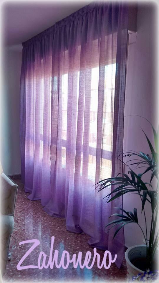 Confección de cortinas a medida en Castellón