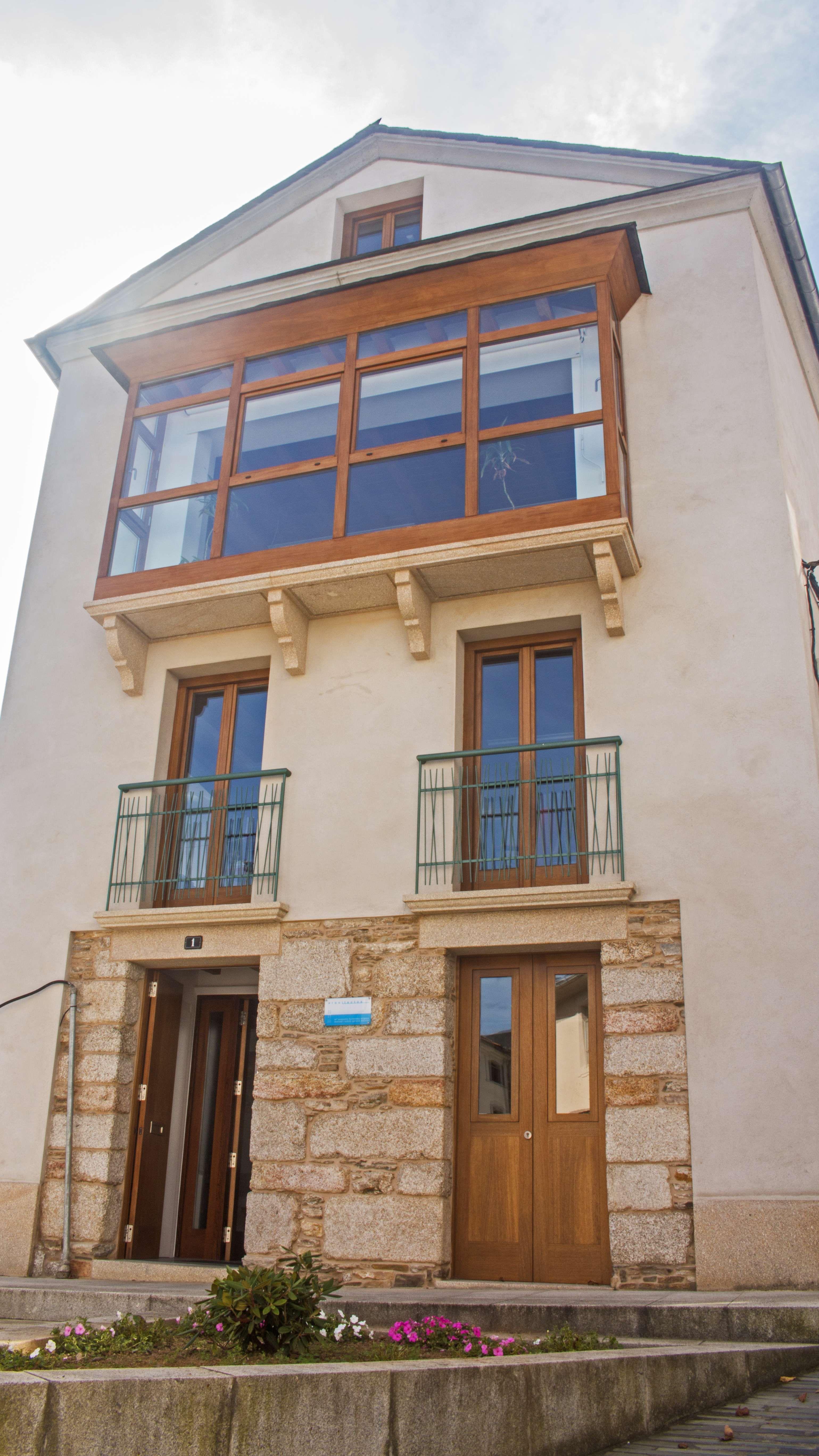 Asesoramiento arquitectónico en Mondoñedo