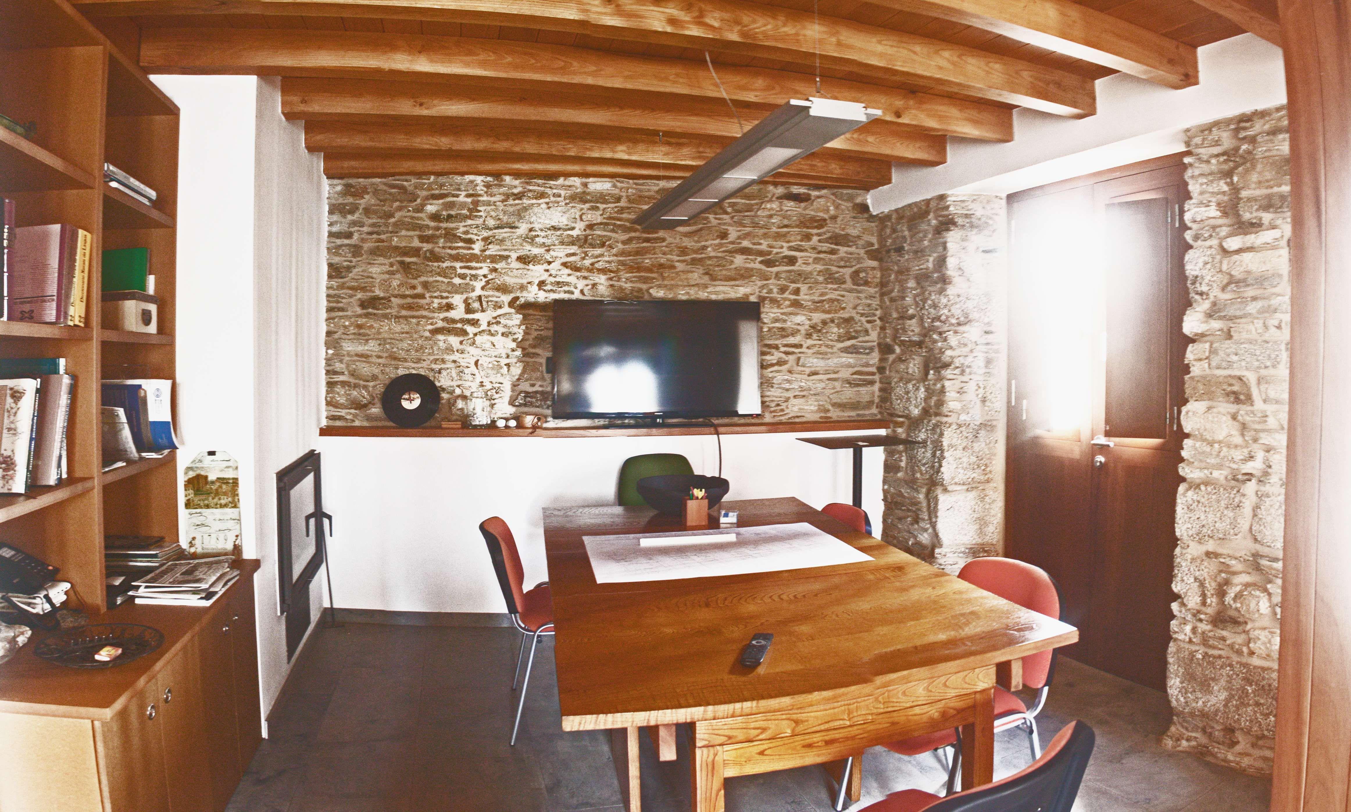 Reformas integrales de casas rurales en Lugo