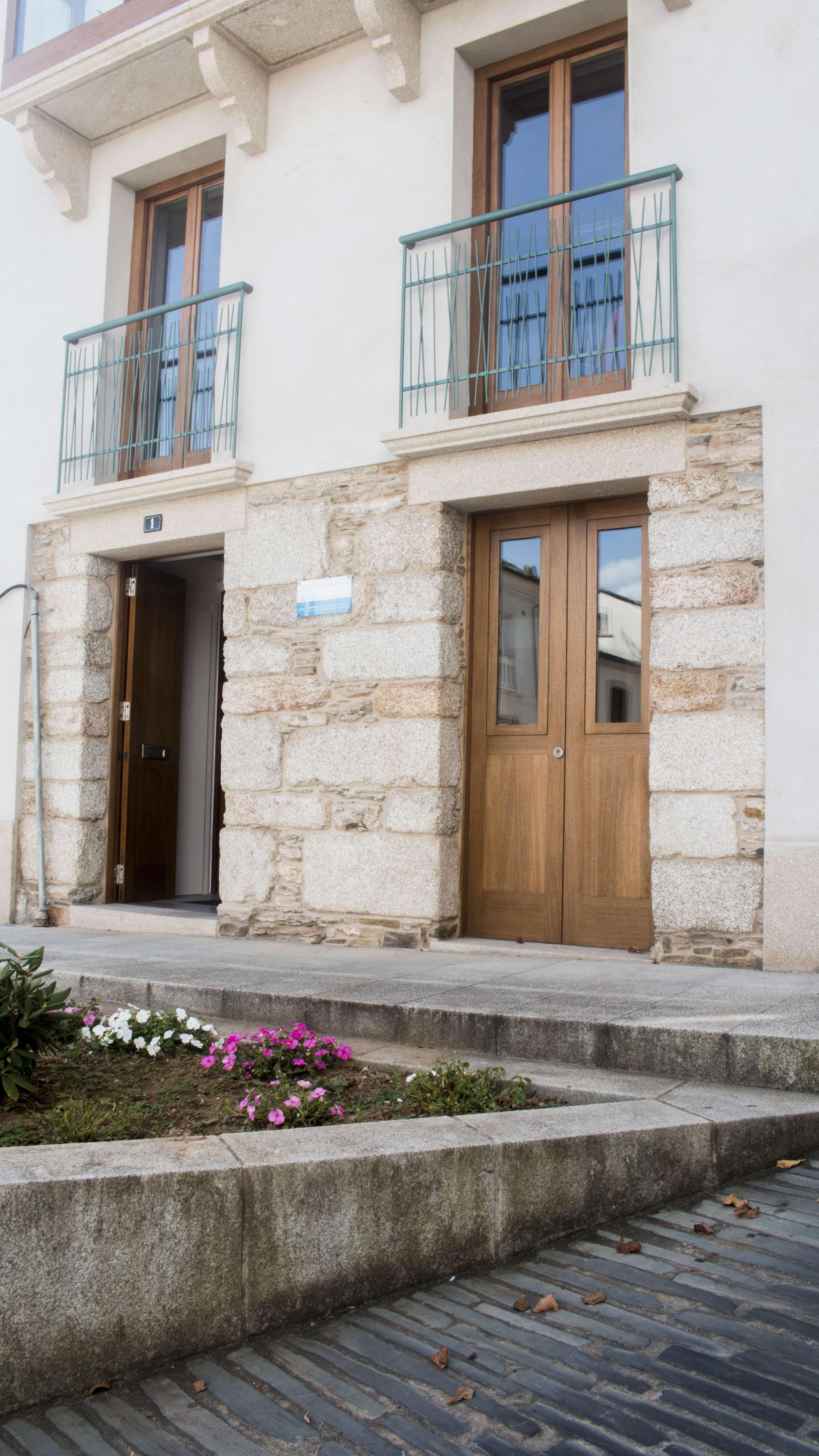 Proyectos arquitectónicos en Mondoñedo