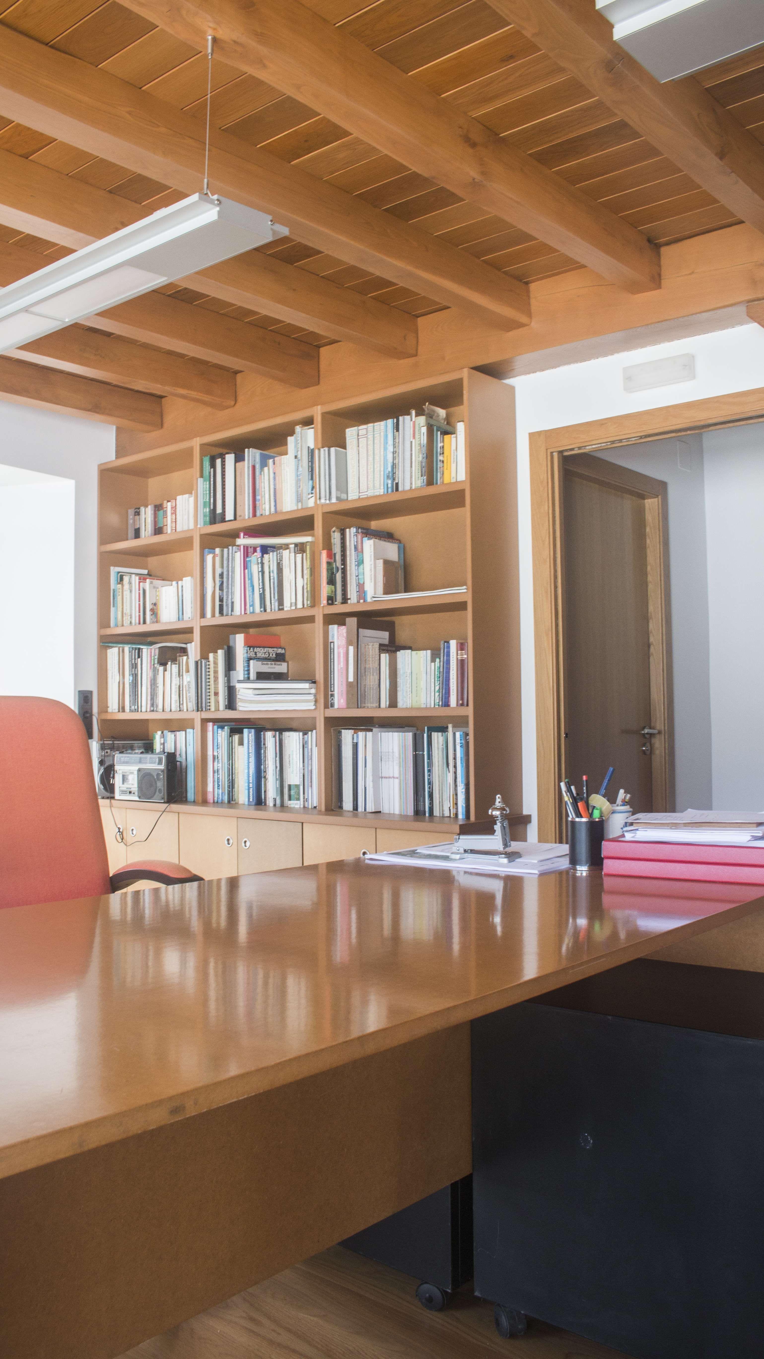 Despacho de nuestro estudio de arquitectura