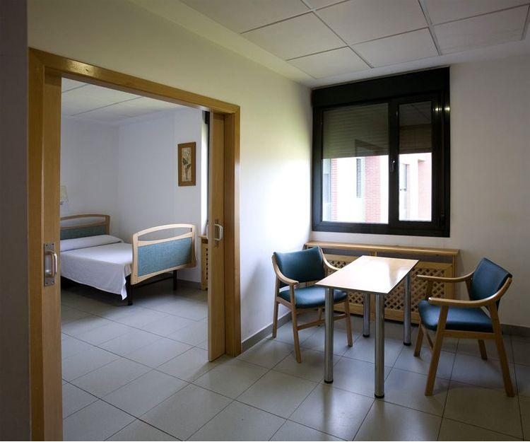 Habitaciones con sala de nuestra residencia en Oviedo