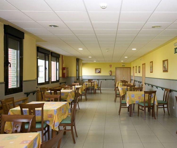 Salón de nuestra residencia en Oviedo