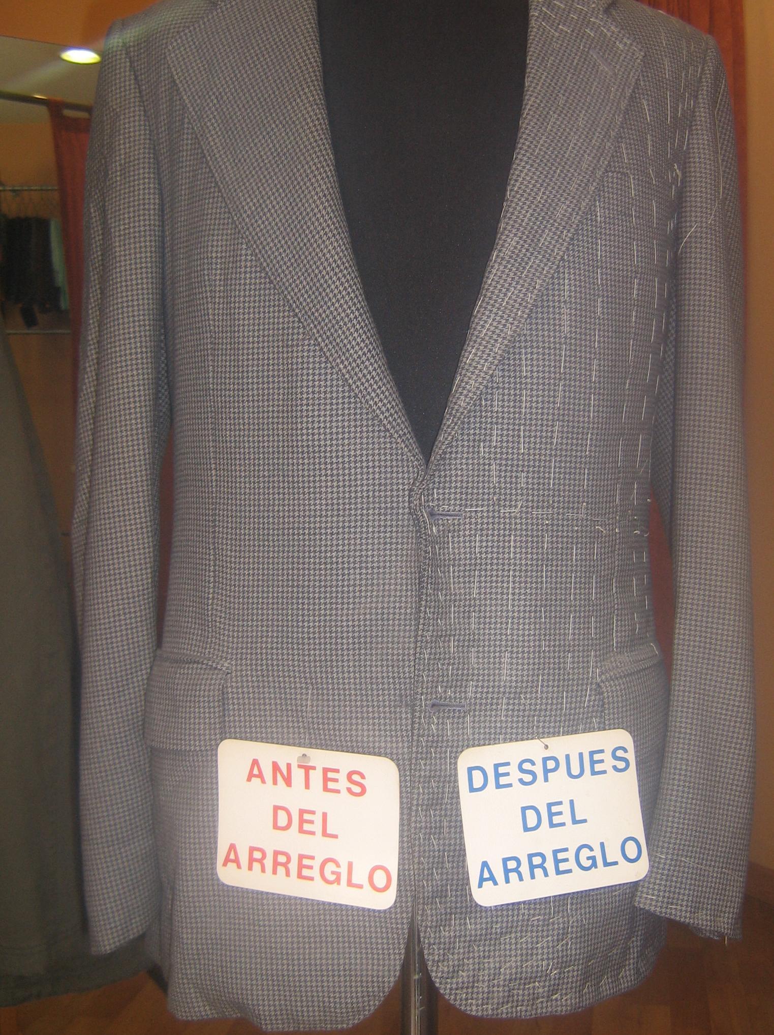 Foto 6 de Arreglos de ropa y piel en Zaragoza | Arreglos Vistebién
