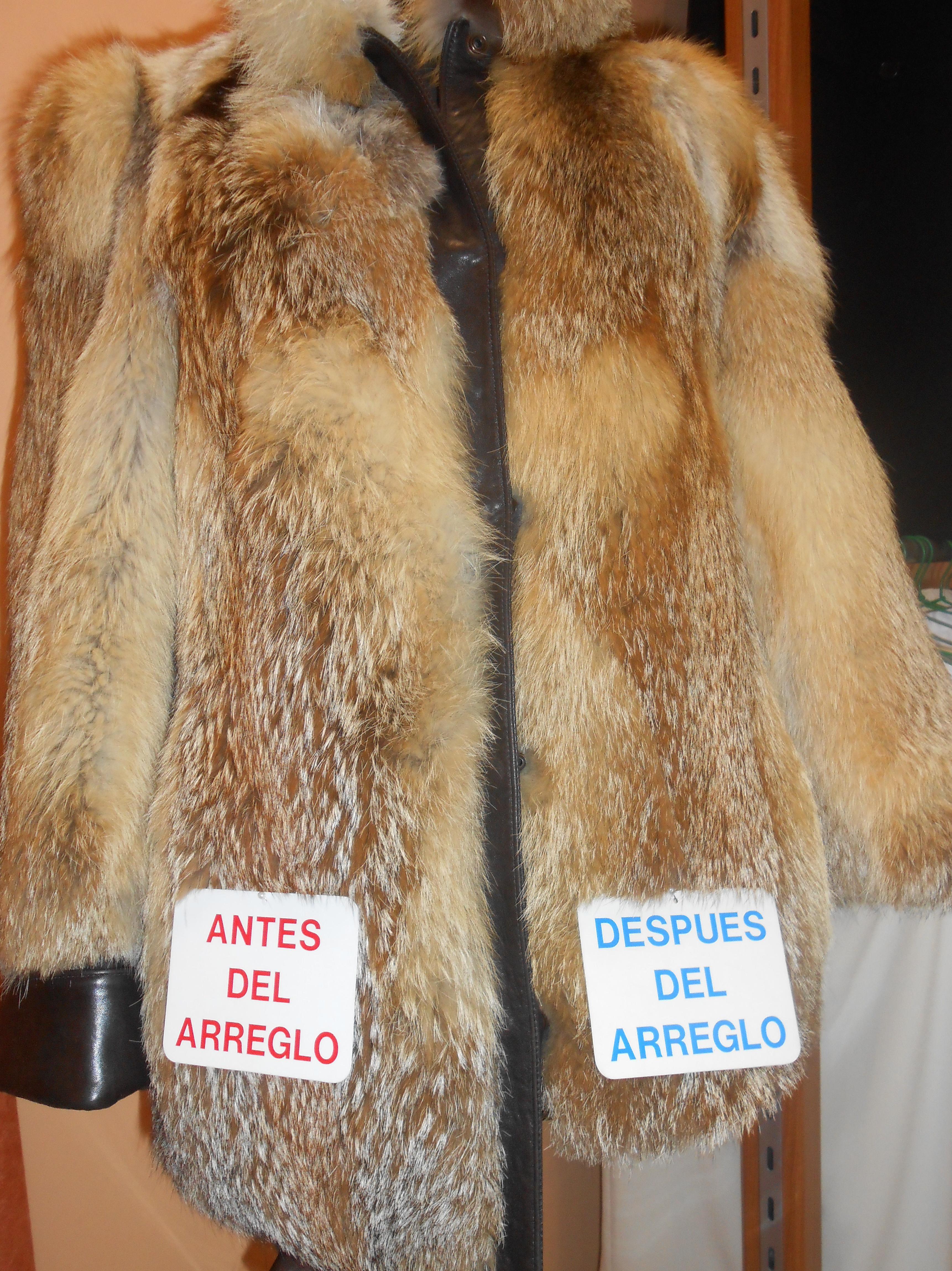 Foto 12 de Arreglos de ropa y piel en Zaragoza | Arreglos Vistebién