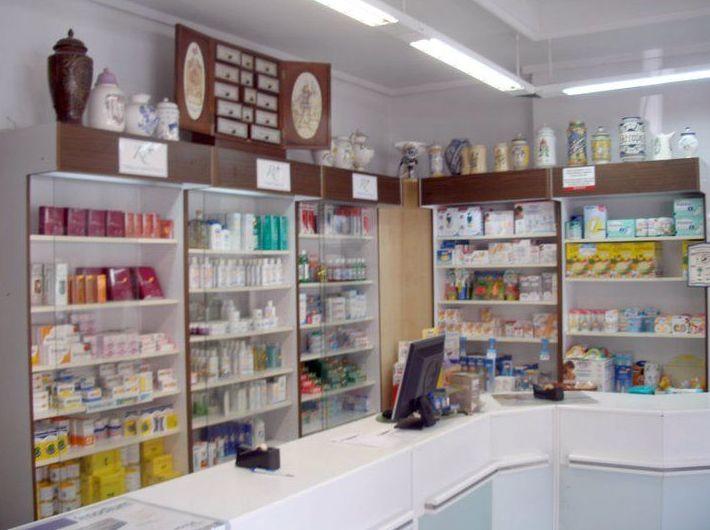 Rincón de la farmacia