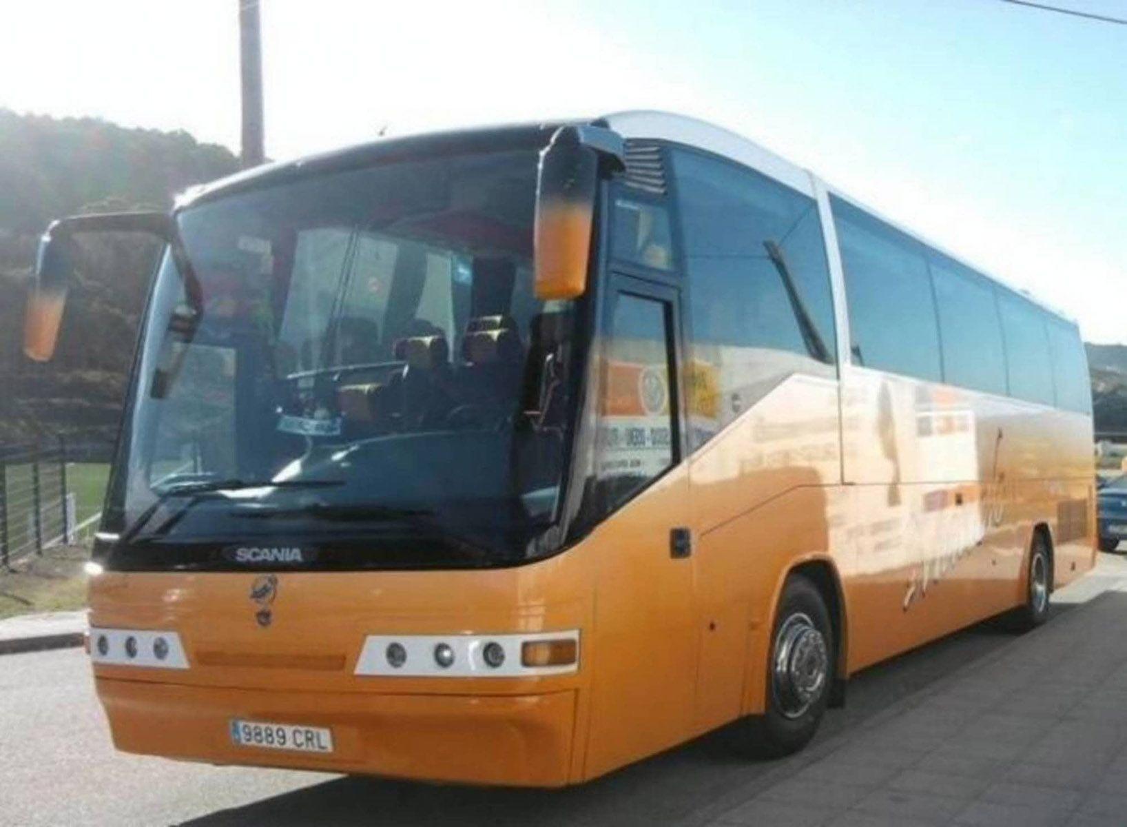 Alquiler de autobuses Lugo