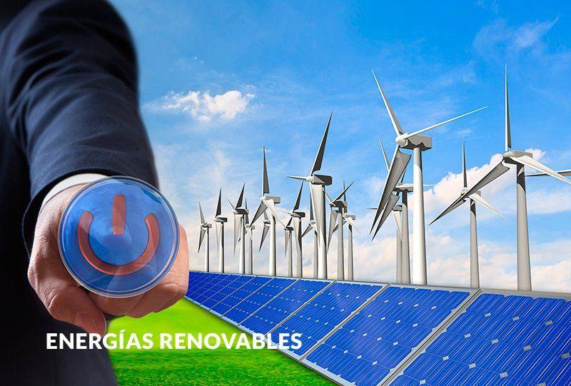 Energías renovables: Servicios de Vrp Electric