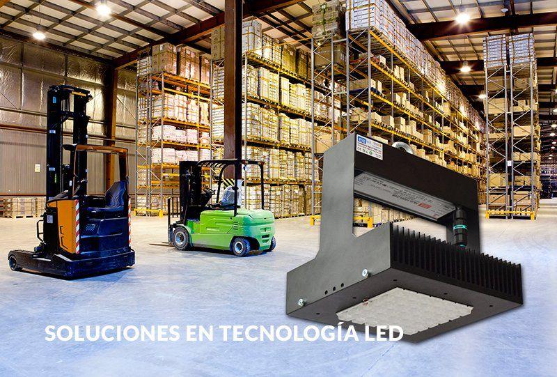 Soluciones en tecnología led: Servicios de Vrp Electric