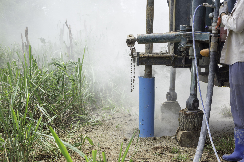 Construcción de pozos de agua en Asturias