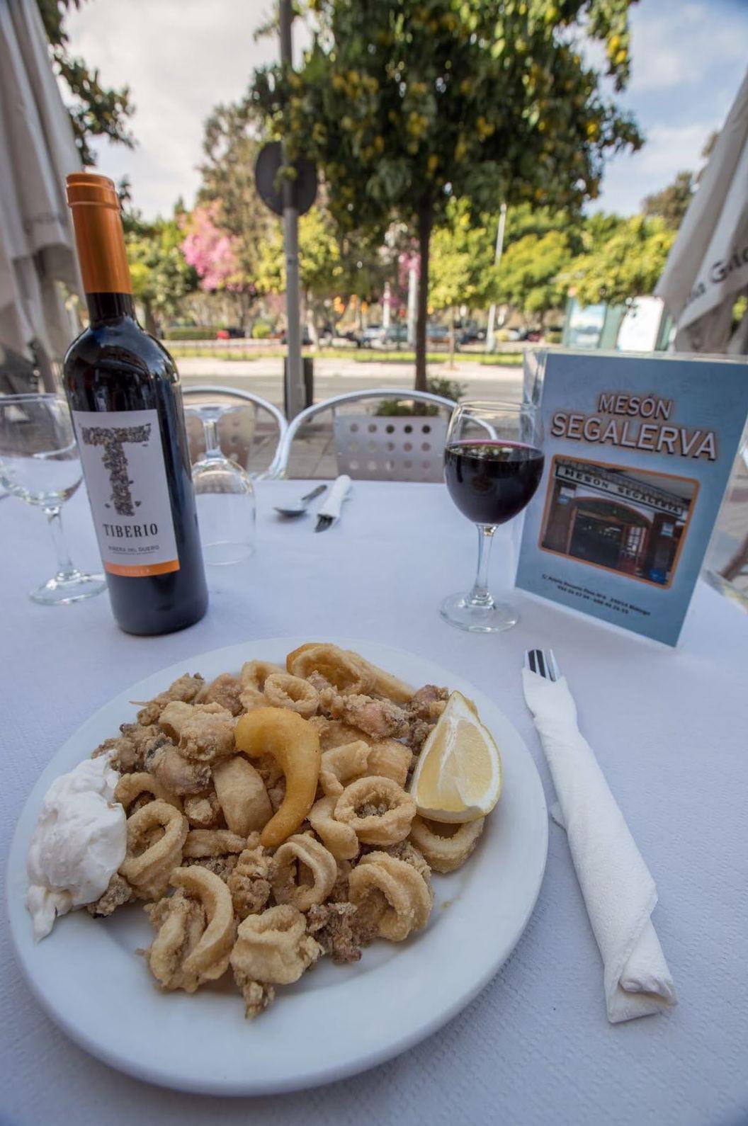 Foto 10 de Mesones en Málaga | Mesón Segalerva