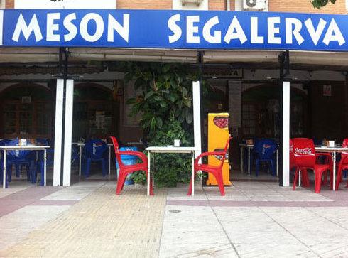 Mesón en Málaga. Cocina andaluza en la costa del sol
