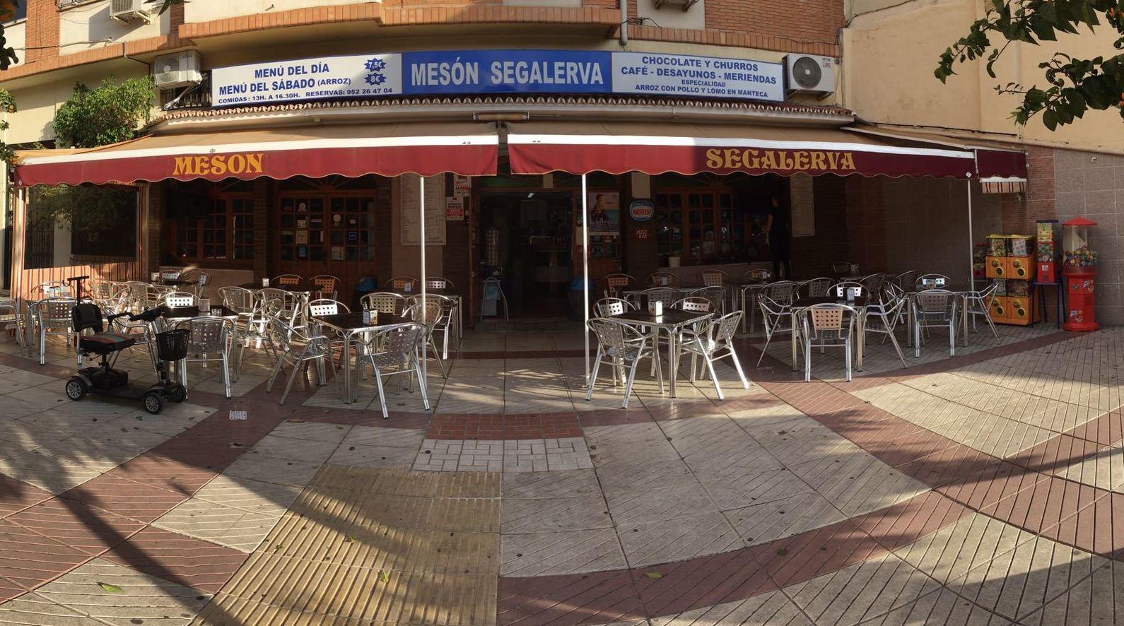 Foto 5 de Mesones en Málaga | Mesón Segalerva