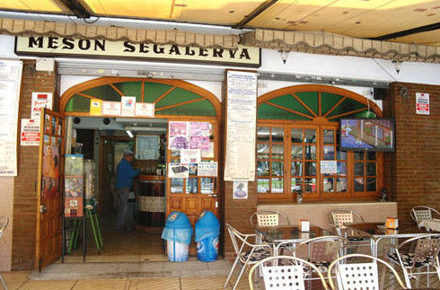 Mesón Segalerva, Málaga