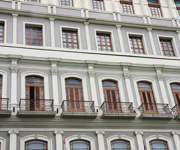 Rehabilitación de fachadas en Pontevedra