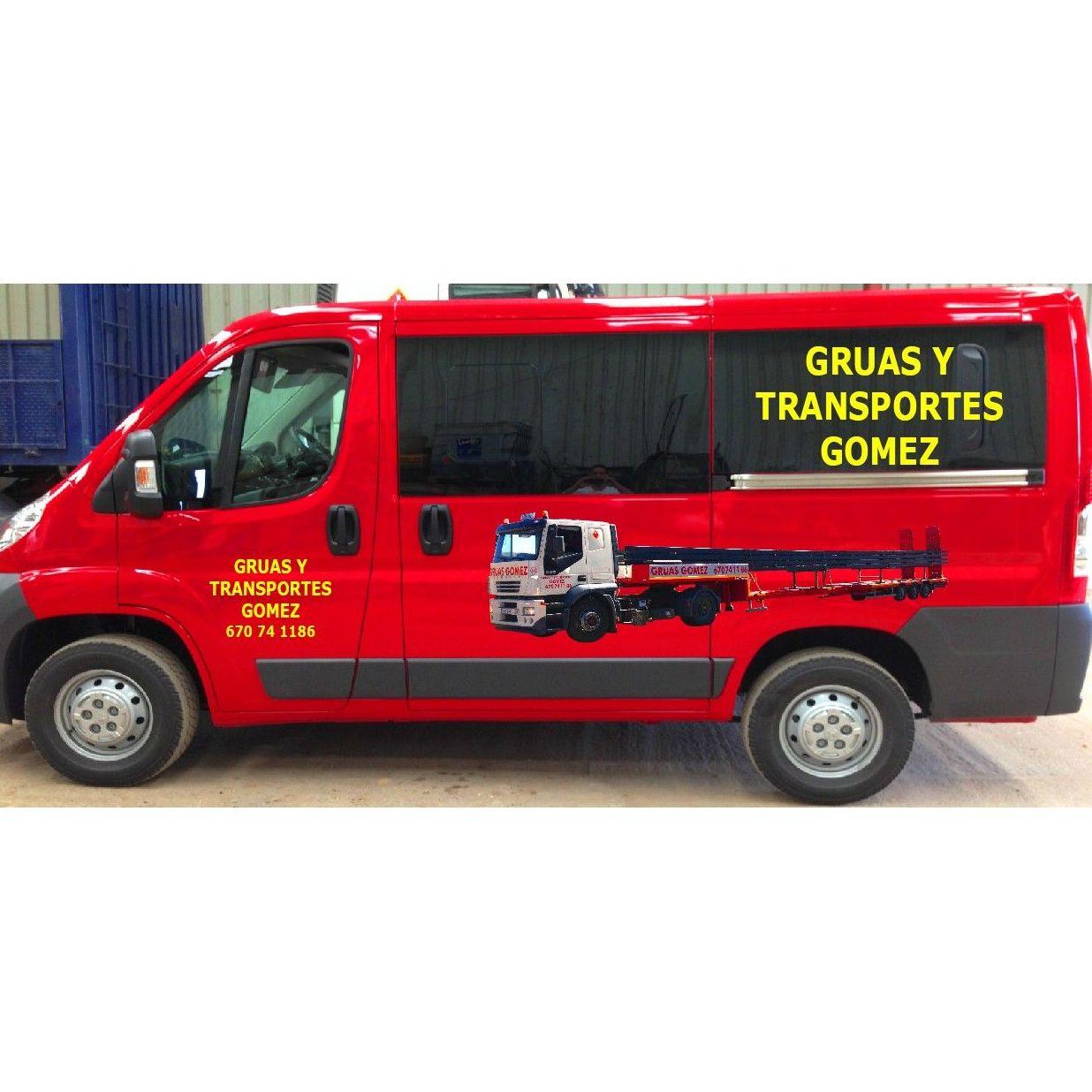 Servicios: Equipos a su servicio de Grúas y Transportes Gómez, S.L.