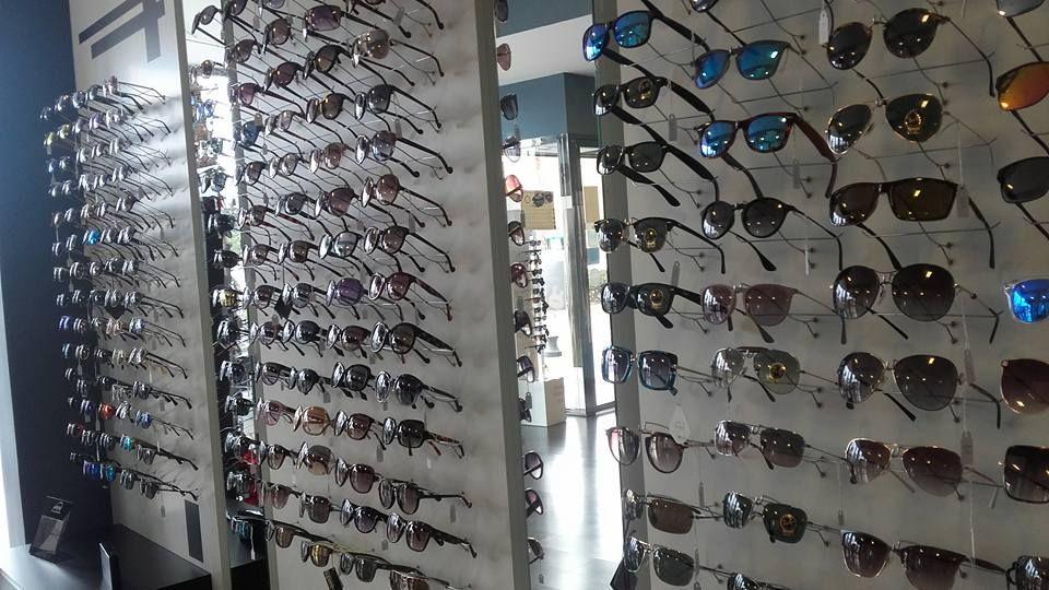Gafas de sol en La Mojonera