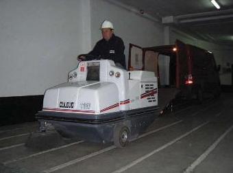 Limpieza de garajes Bilbao.