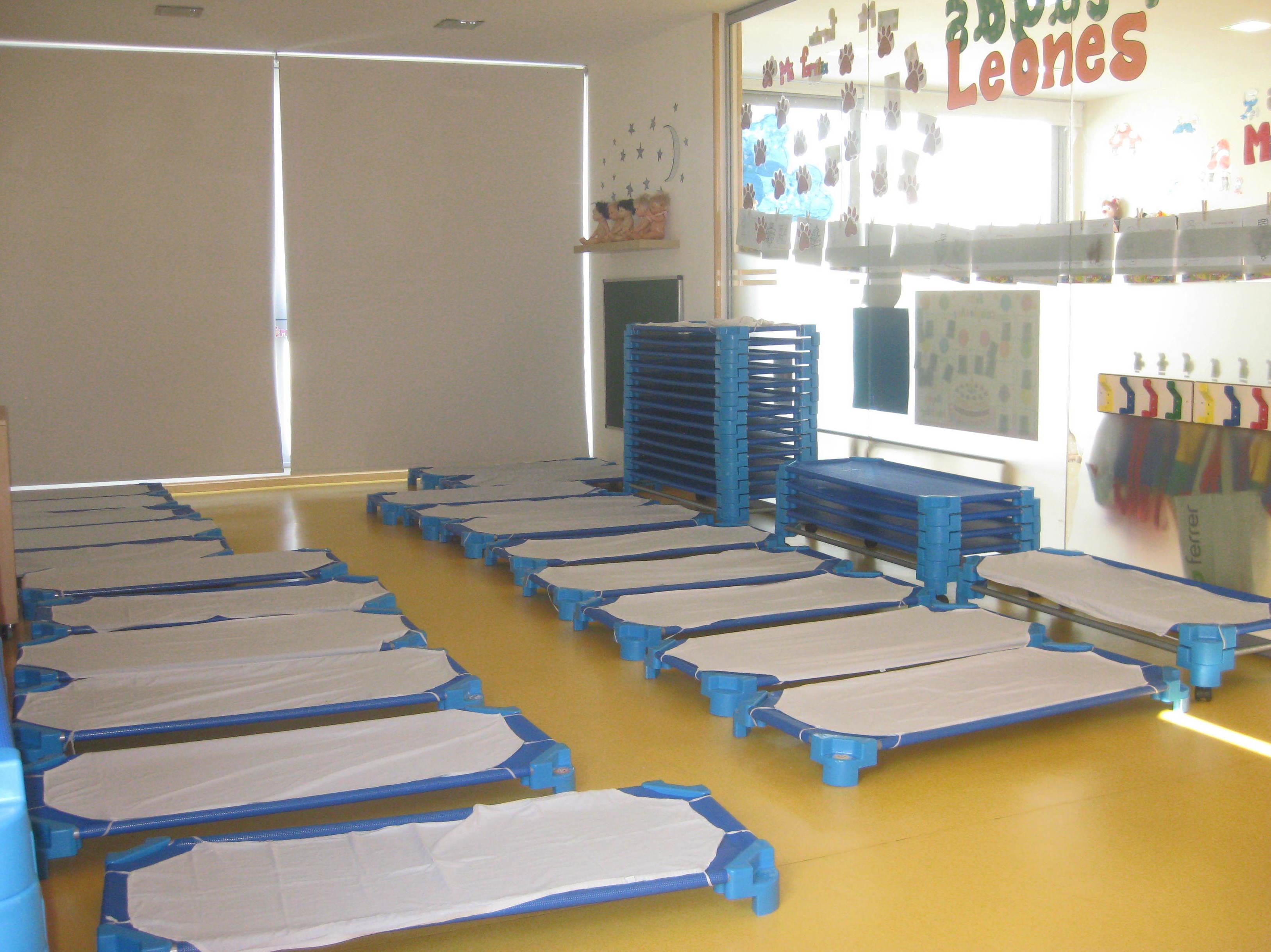 Instalaciones: Servicios que ofrecemos of Mascero Escuela Infantil