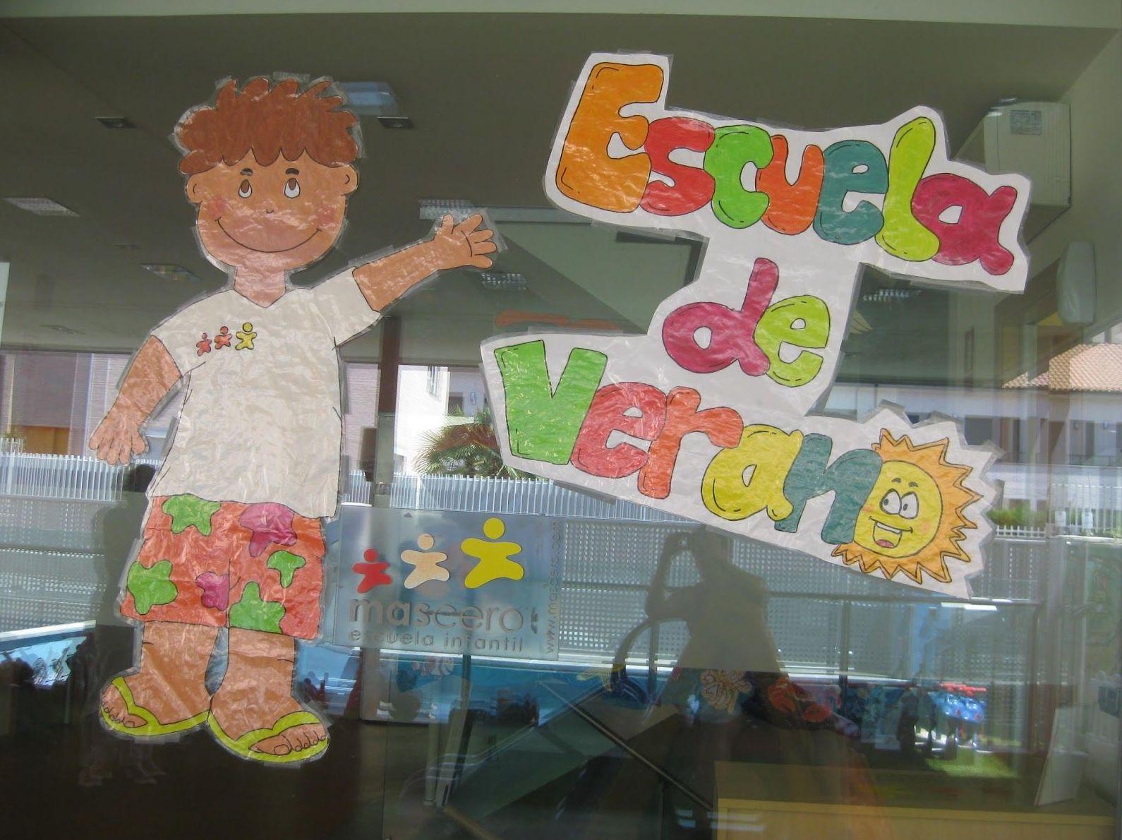 Escuela de verano y días sin cole: Servicios que ofrecemos de Mascero Escuela Infantil