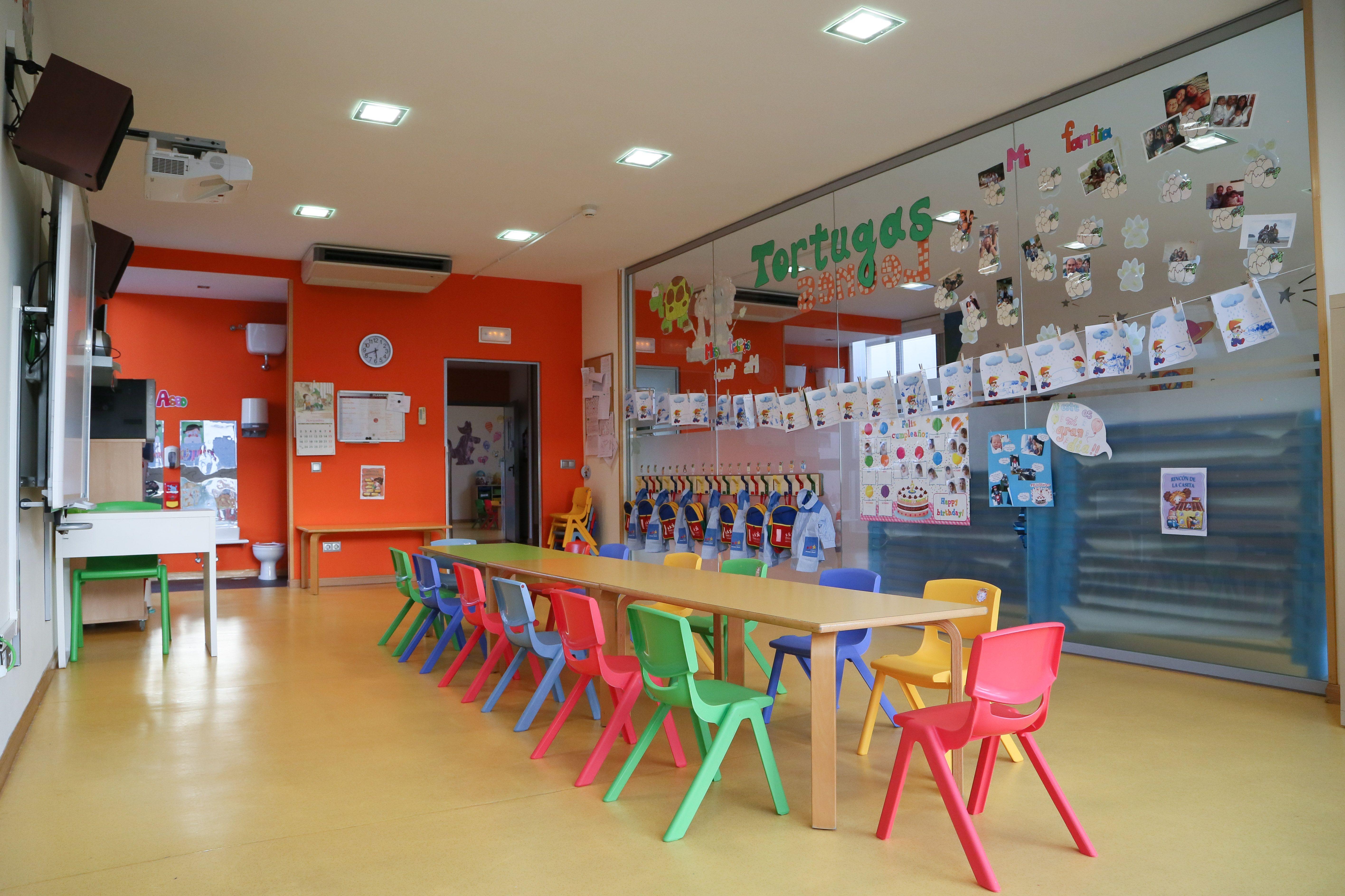 Foto 5 de Guarderías y Escuelas infantiles en Madrid | Mascero Escuela Infantil