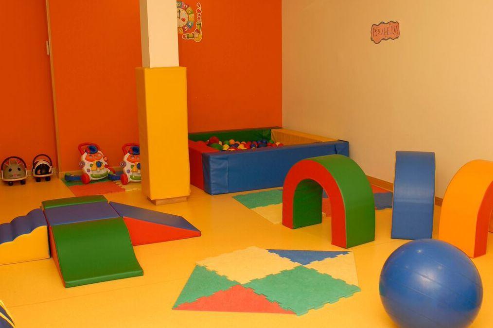 Sala psicomotricidad: Servicios que ofrecemos de Mascero Escuela Infantil